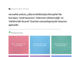 nevsehir.web.tr