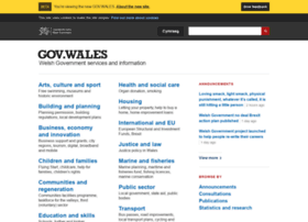 new.wales.gov.uk