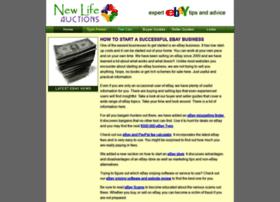 newlifeauctions.com