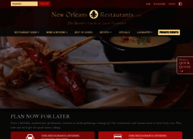 neworleansrestaurants.com