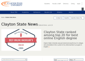 news.clayton.edu