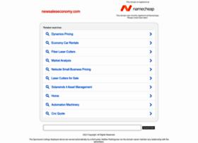 newsaleseconomy.com