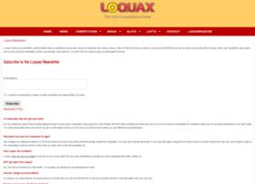 newsletter.loquax.co.uk