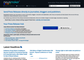 newsmaker.com.au