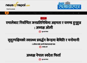 newsofnepal.com
