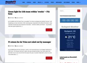 newsonf1.com