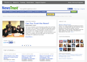 newstrust.net