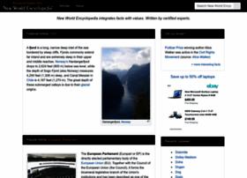 newworldencyclopedia.org