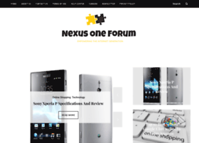 nexusoneforum.net