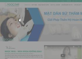 nhakhoangocnha.com