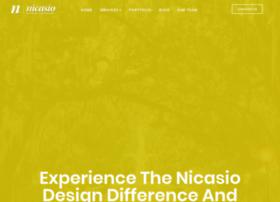 nicasiodesign.com