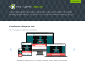 nicklambdesign.com