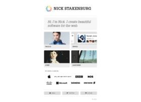 Nickstakenburg.com