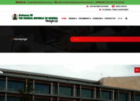 nigeriaembassyusa.org