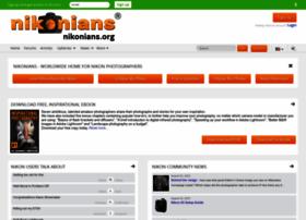 nikonians.org