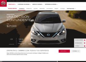 nissansentra.com.mx