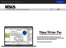 Nisus.com