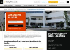 nj.devry.edu