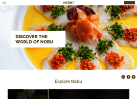 noburestaurants.com