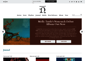 Nonesuch.com