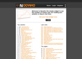 noowho.com