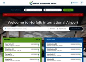 norfolkairport.com