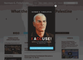 normanfinkelstein.com