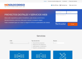 nosolocodigo.com