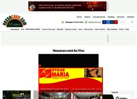 nossacara.com