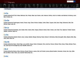 notablebiographies.com