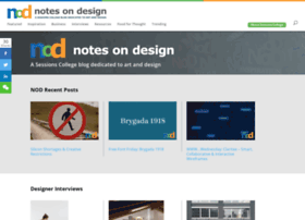 notesondesign.net