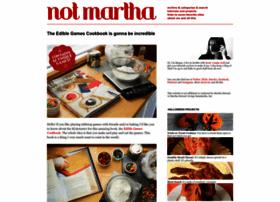 notmartha.org