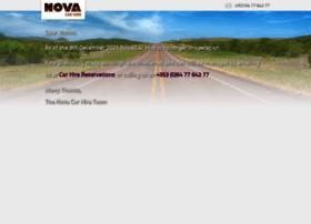 novacarhire.com