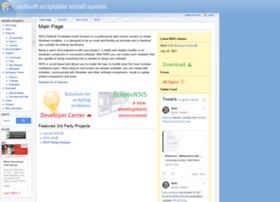 nsis.sourceforge.net