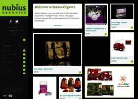 Nubiusorganics.com