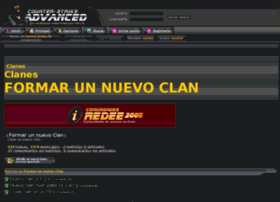 nuevosclanes.csadvanced.com