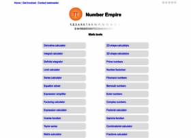 Numberempire.com