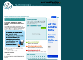 numerologia.euroresidentes.es
