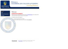 Nursingonline.chamberlain.edu