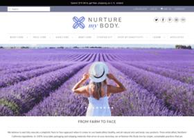 nurturemybody.com