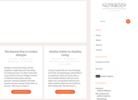 nutribody.com