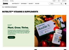 Nutrilite.com