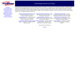 nutristrategy.com