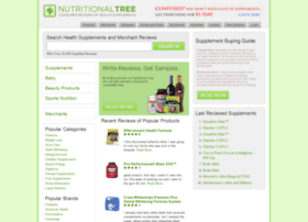 nutritionaltree.com