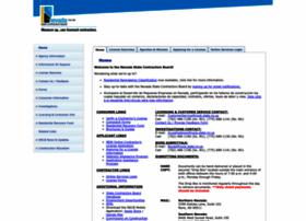 nvcontractorsboard.com
