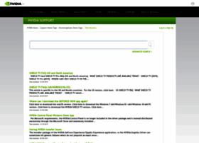 nvidia.custhelp.com