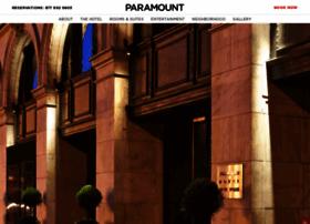 nycparamount.com