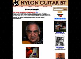 nylonguitarist.com