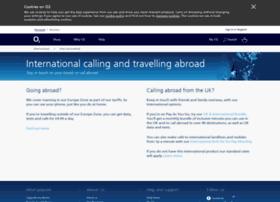 o2international.co.uk