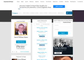 obits.courierpress.com
